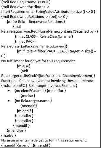 Code requirements 2