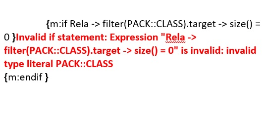 Errors requirements 2
